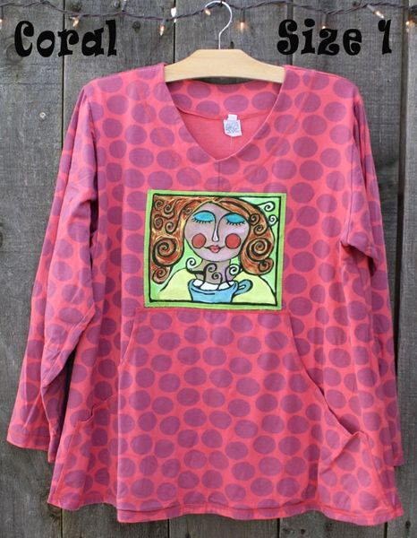 Thinking of Spring Sweatshirt - Size 1 (M/L)