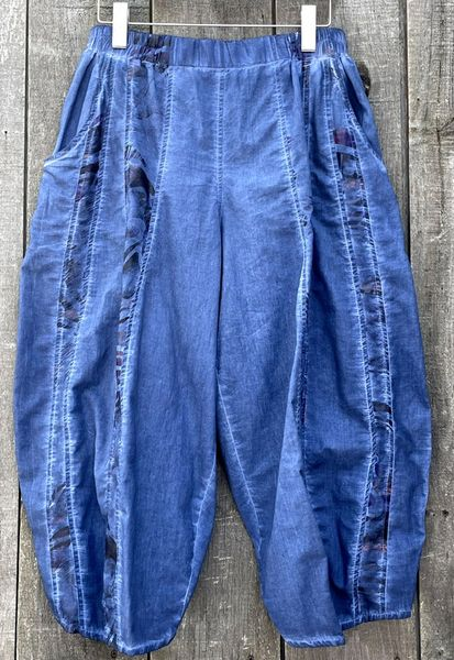 Kekoo Wearable Art Printed Pant