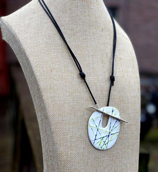 Sylca Lea Pendant Necklace
