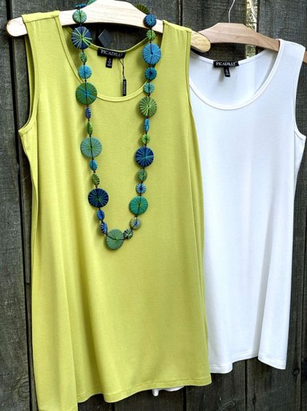 Picadilly A-Line Tank Top