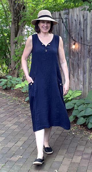 Luca Vanucci Tuscany Dress - Size M - LAST ONE!