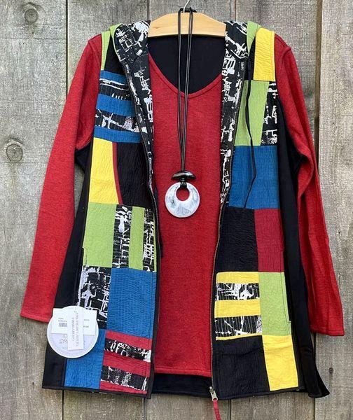 Larissa Reversible Vest