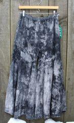 OMG! Aloha Washed Black Tiered Pant -- LAST ONE!