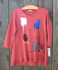 Jess & Jane Strolling Tunic -- LAST ONE!