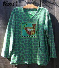 Dots Cluck Sweatshirt