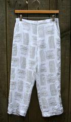 CMC Linen Crop Pant