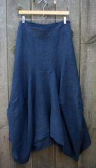 Luca Vanucci Solid Skirt