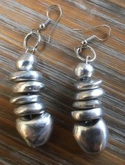 Stones Artisan Earrings