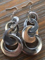 Circles Artisan Earrings