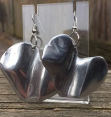 Heart Artisan Earrings