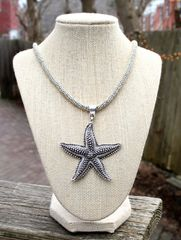 Volare Starfish Necklace