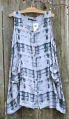 Tara Vao Short Dress -- LAST ONE!