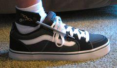 Original Spring Model Drop Foot Brace
