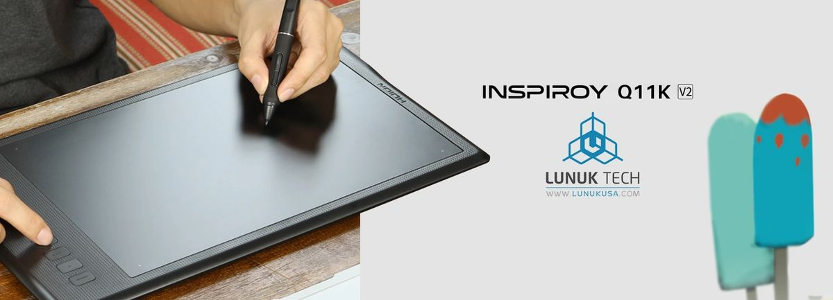 Huion Inspiroy Q11k Drivers