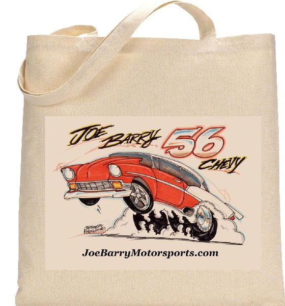 "Joe Barry '56 Chevy Bag ""CartoonzBy Mikey"""