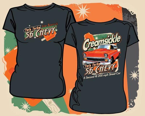 CreamSickle Ladies