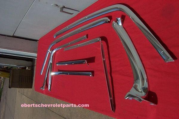 1962 Headliner Trim (2 door hardtop)