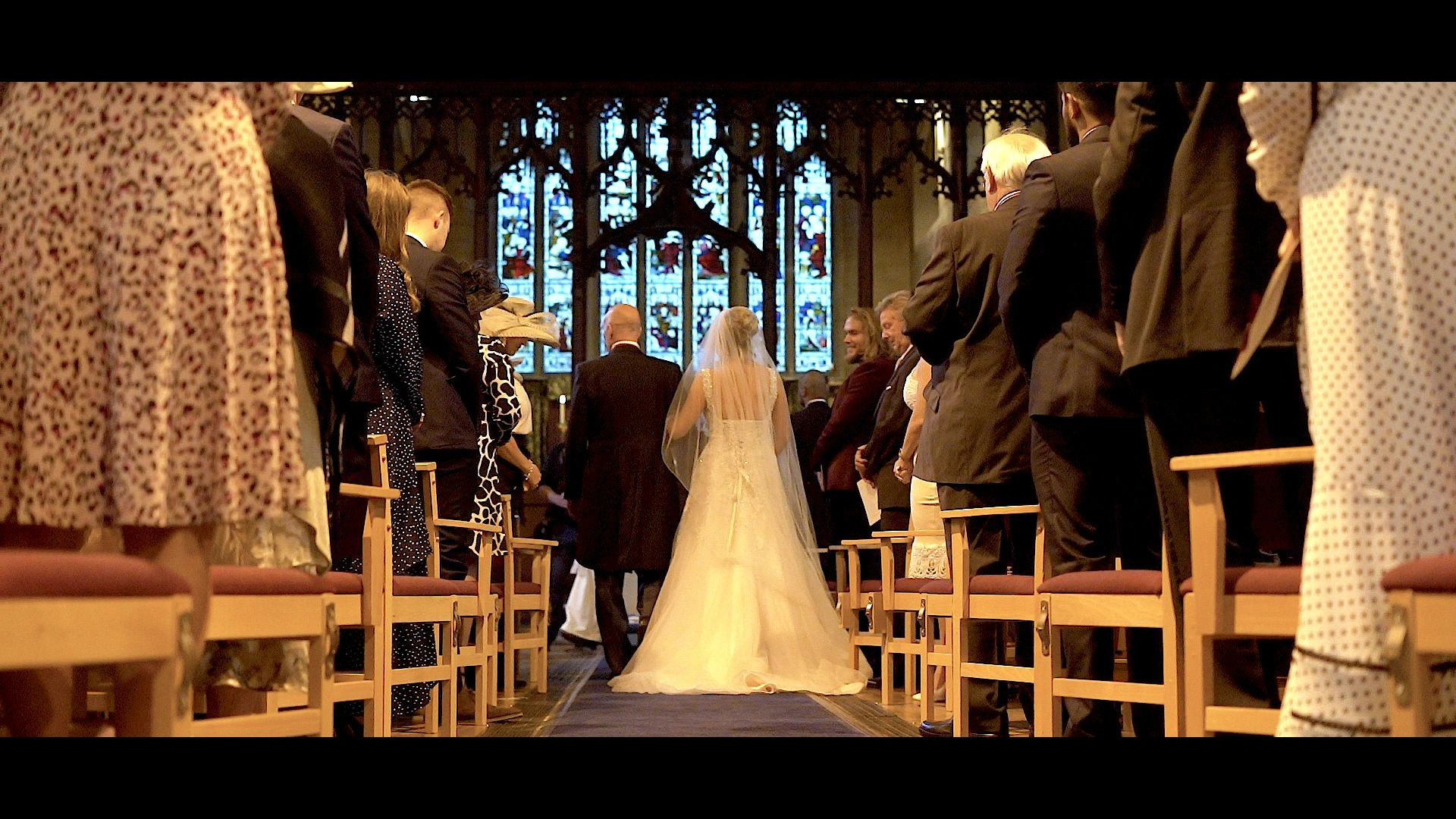 Severn Scent Wedding Videos  Videography across Shropshire and the Midlands in 2020 and 2021