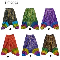 HAREM PANTS MULTI
