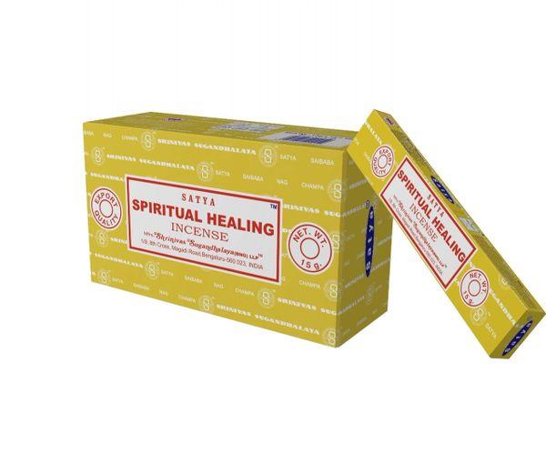 SPIRITUAL HEALING INCENSE