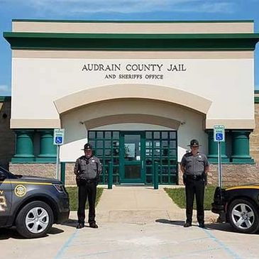 Audrain County Sherrifs Office And Jail