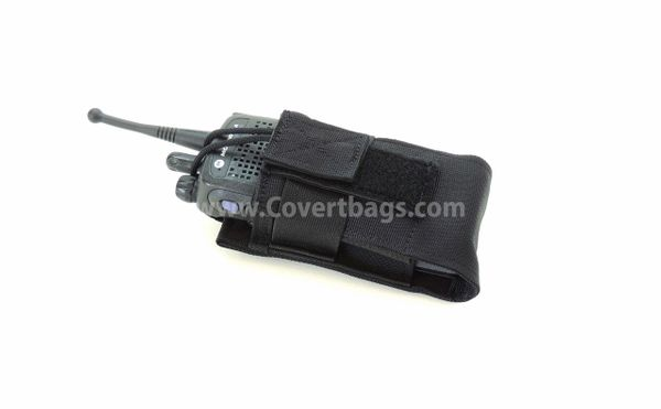 Elite Survival Systems Velcro Mounted Radio Pouch
