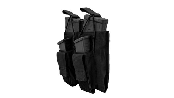 Grey Ghost Gear Double M4/Pistol Pouch MOLLE