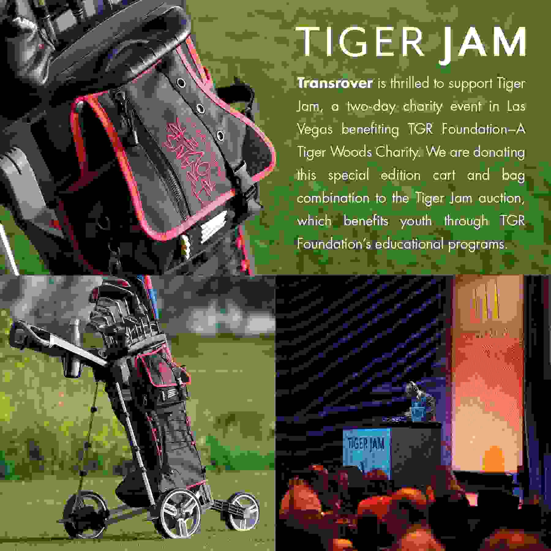 Transrover at Tiger Jam 2019