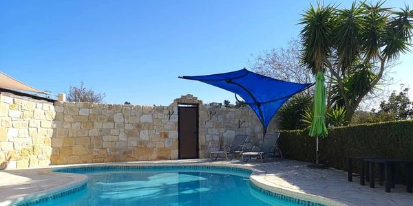 Durable shade umbrellas by Shadeports Plus, Cyprus