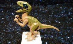 Jurassic World - Raptor - Delta