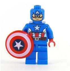Superhero - Captain America - Avengers Assemble