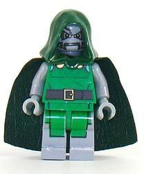 Superhero - Dr. Doom