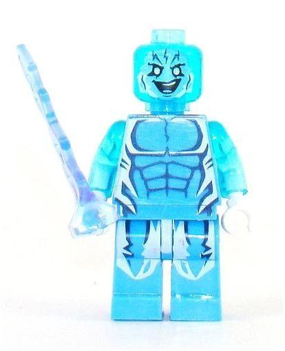 Superhero - Electro - Clear