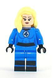 Superhero - Invisible Woman