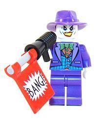 Superhero - Joker - Gangster