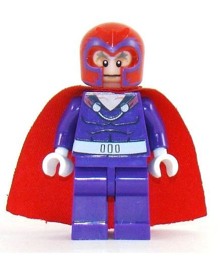 Superhero - Magneto - Headmaster