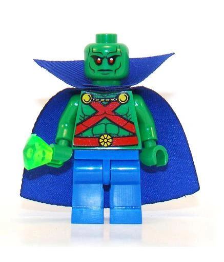 Superhero - Martian Manhunter