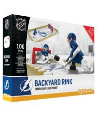 Oyo Sportstoys Tampa Bay Lightning Backyard Rink Set