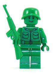 Toy Story - Army Man