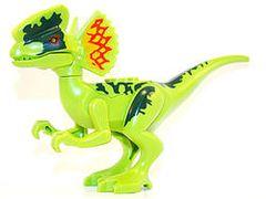 Jurassic World - Dilophosaurus