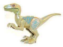Jurassic World - Raptor - Echo