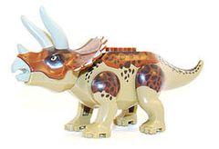 Jurassic World - Triceratops Minifig
