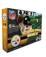Oyo Sportstoys Pittsburgh Steelers Endzone Set