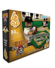 Oyo Sportstoys Pittsburgh Pirates Infield Set
