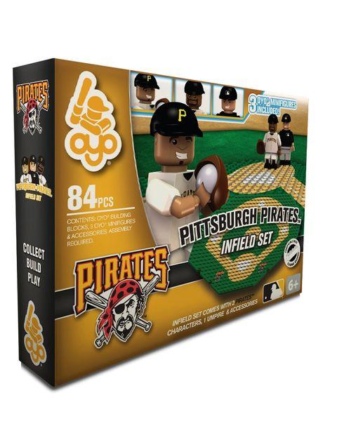 Oyo Sportstoys Pittsburgh Pirates Infield Set