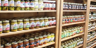Amish Foods, jellies, salsas, gourmet stores, Amish Store, Gourmet Food