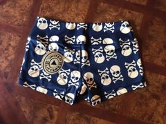 UL - Active Shorts - Skulls