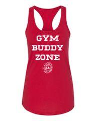 UL - Gym Buddy Zone - Ladies Tank