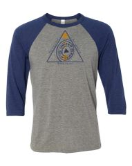 UL - Lifting Hallows Ravenclaw - Unisex Baseball Tee