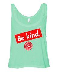 UL - Be Kind - Ladies Crop Tank